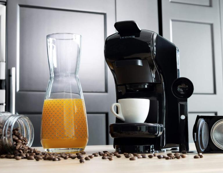 Cafetera multi cápsulas KOHS POTTS: Nespresso y Dolce Gusto